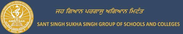 Sant Singh Sukha Singh Group of Schools and Colleges